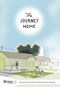 The Journey Home: Celebrating 25 Years of Habitat for Humanity