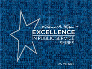 The Richard G. Lugar Excellence in Public Service Series