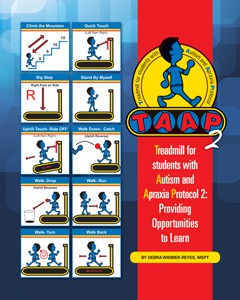 Treadmill for Students with Autism and Apraxia Protocol 2 (TAAP 2)