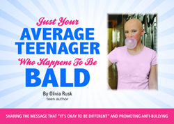 Just Your Average Teenager Who Happens to be Bald