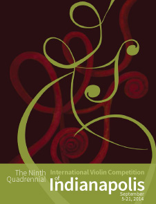 International Violin Competition of Indianapolis: Programs