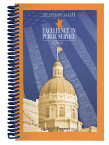 The Richard G. Lugar Excellence in Public Service Directory 2004