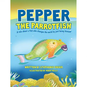 Pepper the Parrotfish