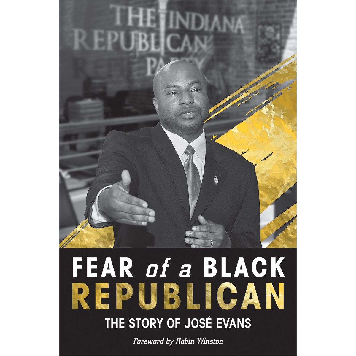 Fear of a Black Republican: The Story of José Evans
