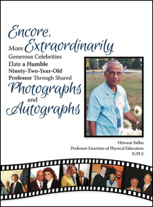 Encore, More Extraordinarily Generous Celebrities Elate a Humble Ninety-Two-Year-Old Professor Through Shared Photographs and Autographs